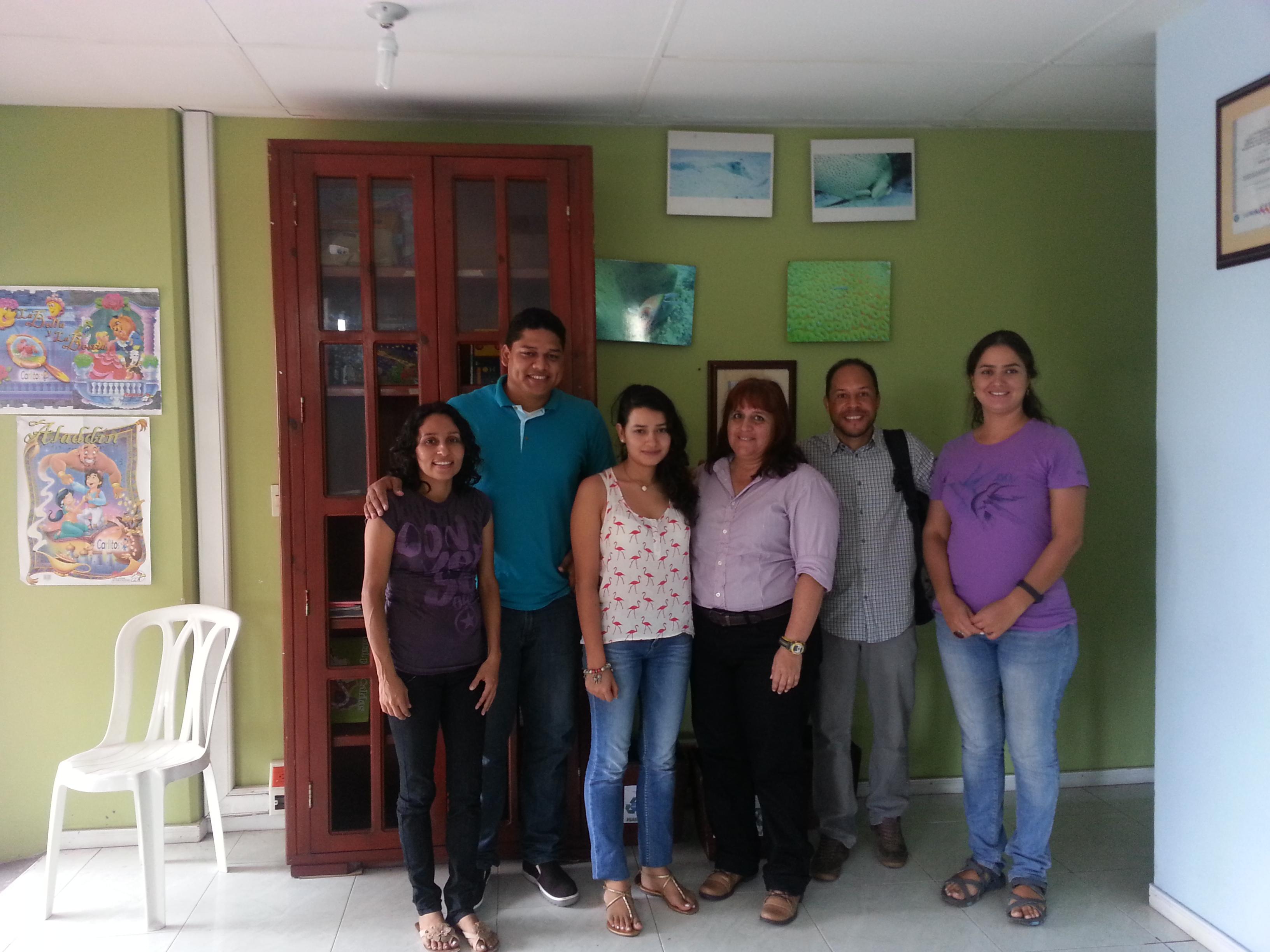 Valiosa y constructiva experiencia en el taller de CORALINA