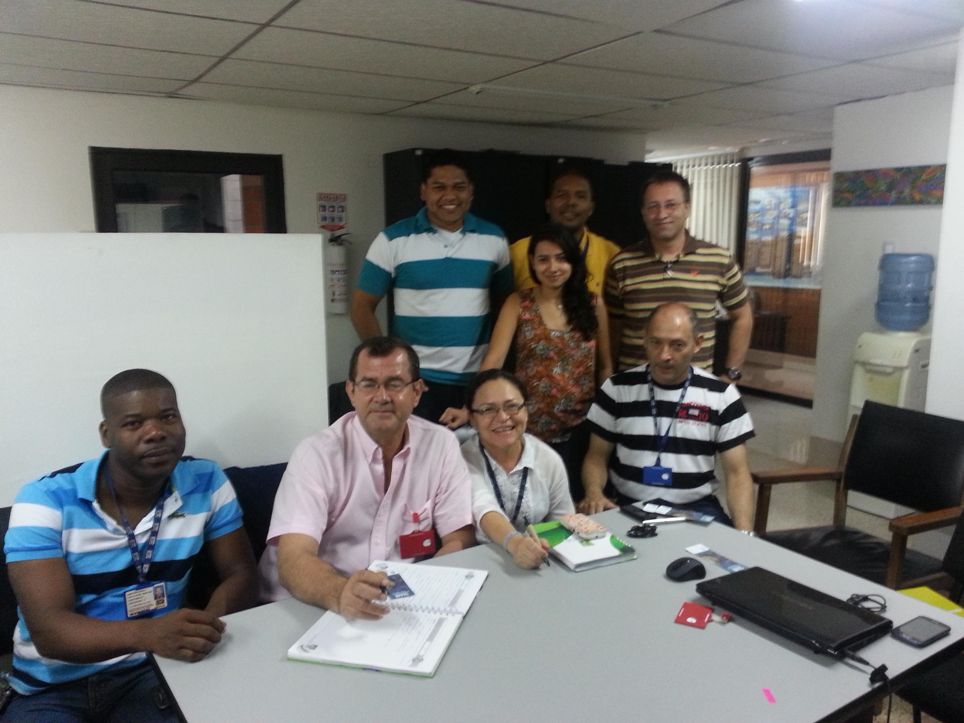 Taller de SIGMA en CVC motiva a los funcionarios del Valle del Cauca